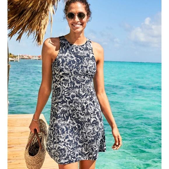 82c5ce90a1fb0 Athleta Dresses & Skirts - Athleta high neck santorini dress ...